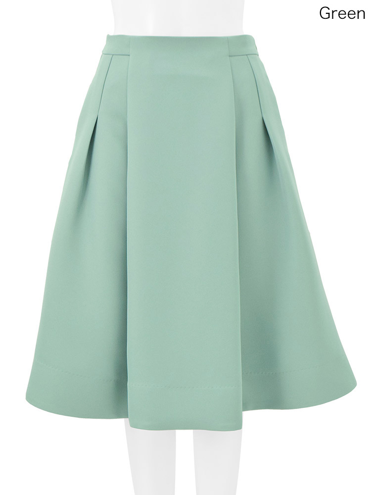 ChestyのFlare Color Skirt