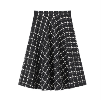 AveniretoileのORIGINAL TWEED A LINE FLARE SKIRT