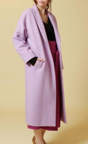芸能人が僕とシッポと神楽坂で着用した衣装コート