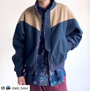 芸能人がメレンゲの気持ちで着用した衣装ジャケット