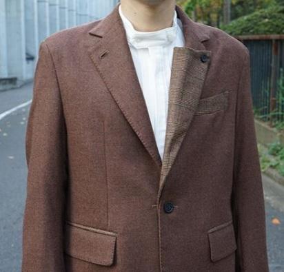 芸能人が嵐にしやがれで着用した衣装ジャケット、パンツ