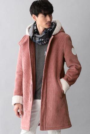 芸能人がduetで着用した衣装コート