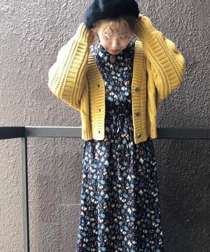芸能人がリーガルV ~元弁護士・小鳥遊翔子~で着用した衣装カーディガン