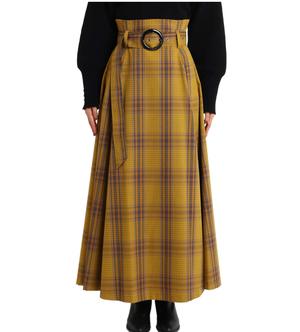 芸能人がいきものがかり公式サイトで着用した衣装スカート