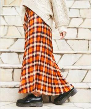 芸能人がうわっ!ダマされた大賞2018で着用した衣装スカート