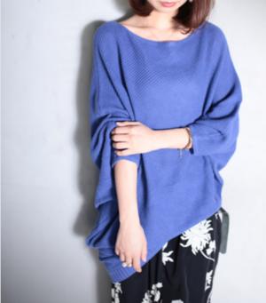 芸能人が千鳥の日本で一番幸せ家族で着用した衣装ニット/セーター