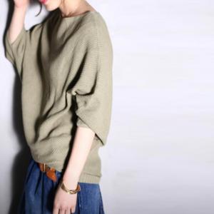 芸能人がCATVニュースで着用した衣装ニット/セーター