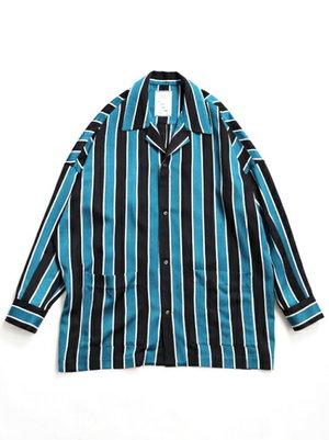 芸能人がパーフェクトクライムで着用した衣装シャツ