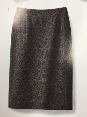 芸能人がデイアンドナイトで着用した衣装スカート