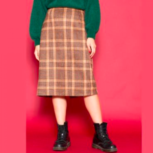 芸能人がJUNONで着用した衣装スカート