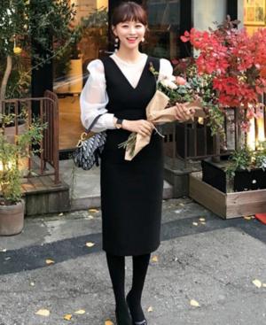 芸能人が東京JOBSで着用した衣装ワンピース
