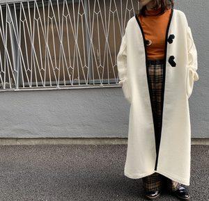 芸能人が石原さとみのすっぴん旅Inスペインで着用した衣装コート