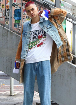 芸能人がInstagramで着用した衣装コート/アウター