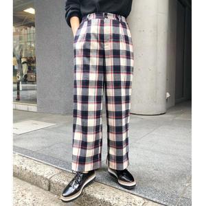芸能人がトレース~科捜研の男~で着用した衣装パンツ