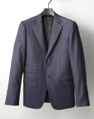 芸能人がさすらい温泉 遠藤憲一で着用した衣装スーツ