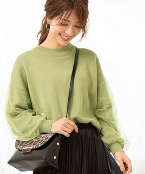 芸能人が人生が楽しくなる幸せの法則で着用した衣装ニット