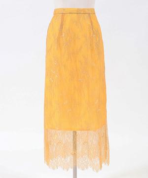 芸能人が大きな虹のあとでで着用した衣装スカート