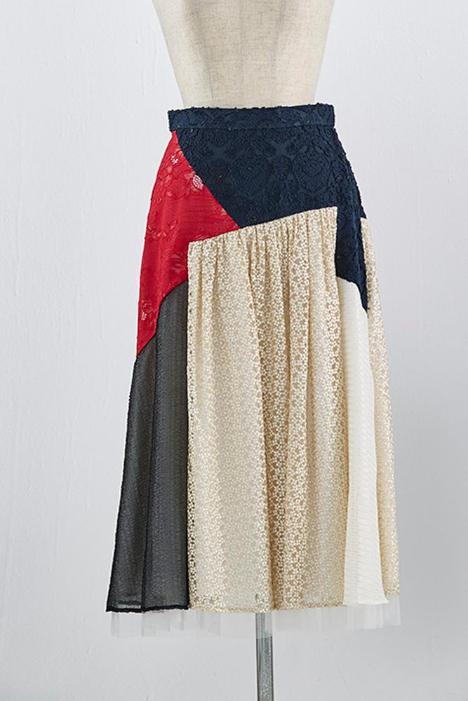 芸能人がホンマでっか!?TVで着用した衣装スカート