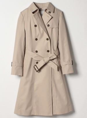 芸能人がメゾン・ド・ポリスで着用した衣装コート