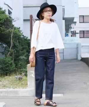 芸能人が福岡恋愛白書14 天神ラブソングで着用した衣装カットソー