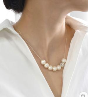 芸能人が株式会社リブマックスで着用した衣装ネックレス