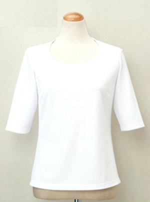 芸能人がさすらい温泉 遠藤憲一で着用した衣装カットソー