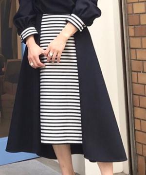 芸能人が潜在能力テストで着用した衣装スカート