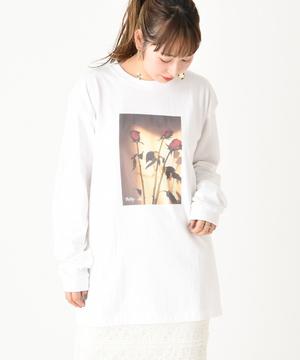 芸能人がSHOWROOMで着用した衣装ロングTシャツ
