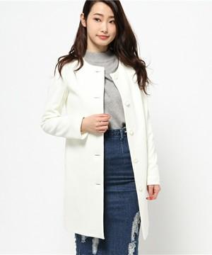 芸能人大島優子が銭の戦争で着用した衣装アウター