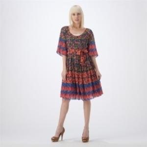 芸能人が山村美智オフィシャルブログで着用した衣装ワンピース