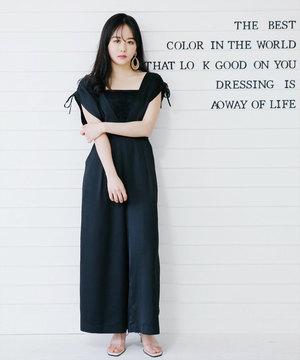 芸能人がパーフェクトワールドで着用した衣装オールインワン