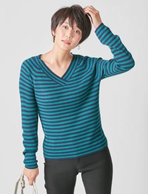 芸能人がいいコト! ~見たい 知りたい 出かけたい~で着用した衣装ニット/セーター