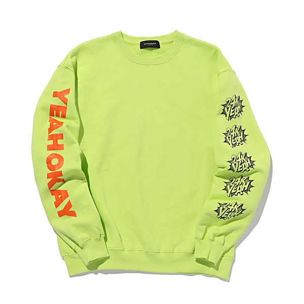 24karatsのComic Logo Sweat