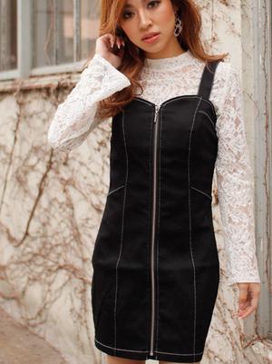 芸能人がパーフェクトワールドで着用した衣装ワンピース