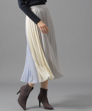 芸能人がわたし、定時で帰ります。で着用した衣装スカート