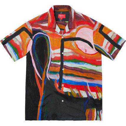芸能人が坂上どうぶつ王国で着用した衣装シャツ / ブラウス