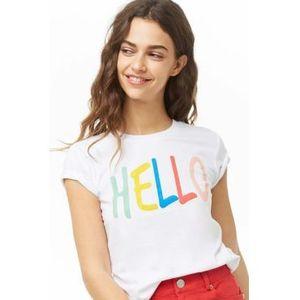芸能人が向かいのバズる家族で着用した衣装Tシャツ