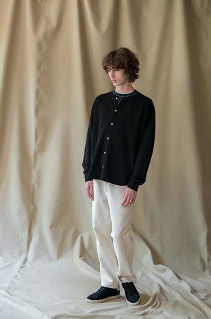 芸能人が東京独身男子で着用した衣装カーディガン