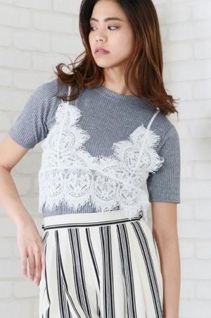芸能人がABChanZooで着用した衣装Tシャツ/カットソー