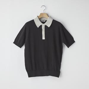 芸能人が東京独身男子で着用した衣装ポロシャツ