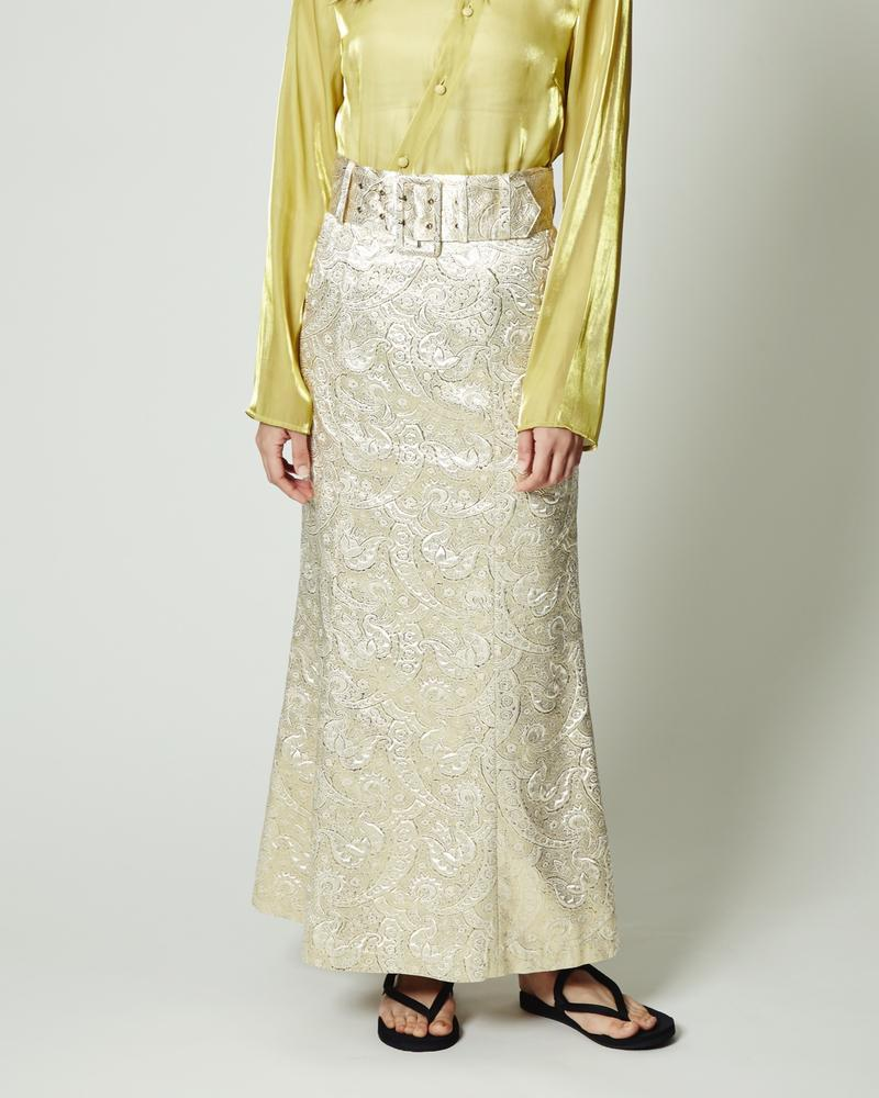 芸能人がパーフェクトワールド SPECIAL NIGHTで着用した衣装スカート