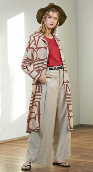 芸能人がパーフェクトワールドで着用した衣装コート