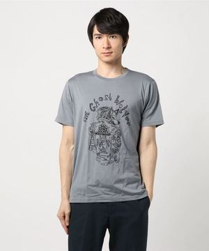 HYSTERIC GLAMOURのTHE GHOST WOLVES/FROM AUSTIN TEXAS pt Tシャツ