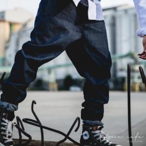 芸能人がくりぃむクイズ ミラクル9で着用した衣装パンツ