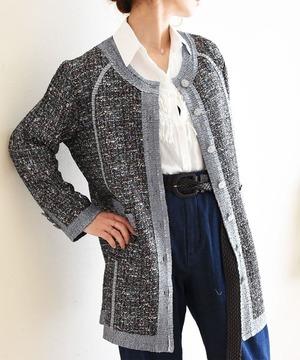 芸能人が執事 西園寺の名推理 2で着用した衣装カーディガン