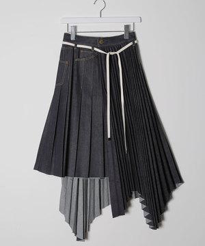 芸能人がA-Studioで着用した衣装スカート、カットソー、シューズ