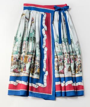 芸能人が俺のスカート、どこ行った?で着用した衣装スカート