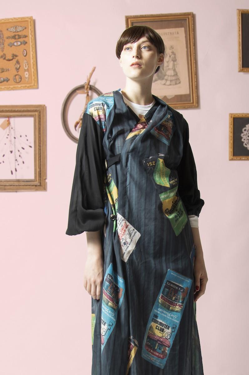 芸能人がTOKIOカケルで着用した衣装ワンピース