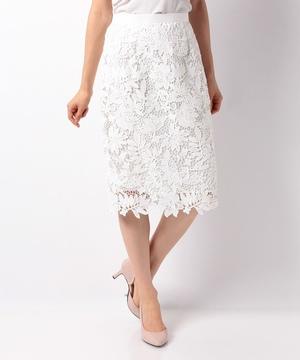芸能人が美人百花で着用した衣装スカート