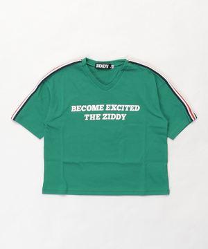 芸能人がわたし旦那をシェアしてたで着用した衣装Tシャツ